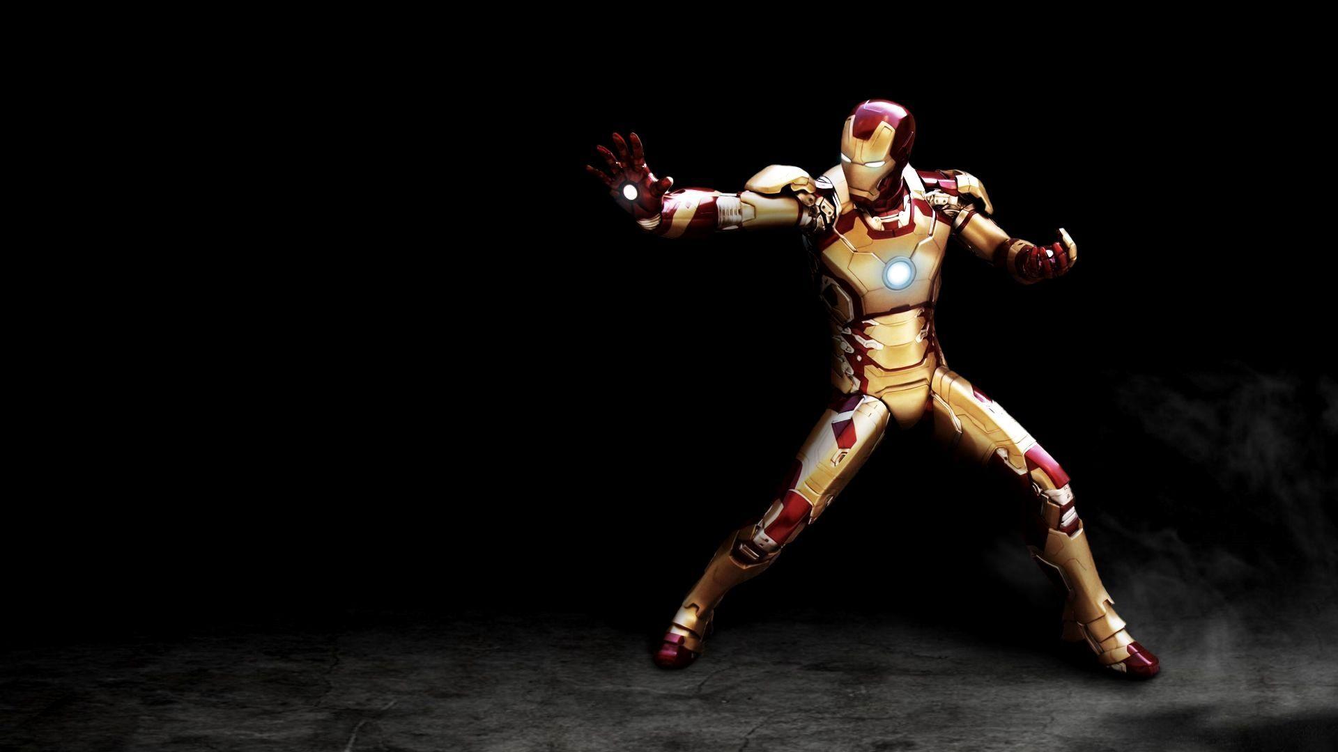 4k Wallpaper For Pc Of Iron Man Gallery Iron Man Wallpaper