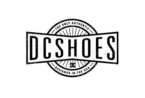 Dc Clothing Logo Pin
