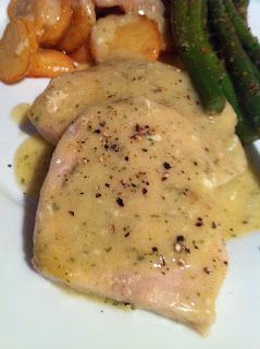 At Home with Lady B: What's Cooking in the Crockpot: Ranch House Pork Chops