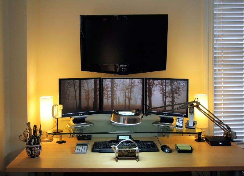 Exceptionnel Home Office Setup Ideas