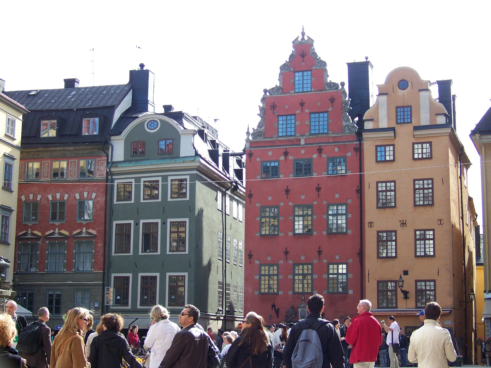 Stockholm, Sweden (June 2012)