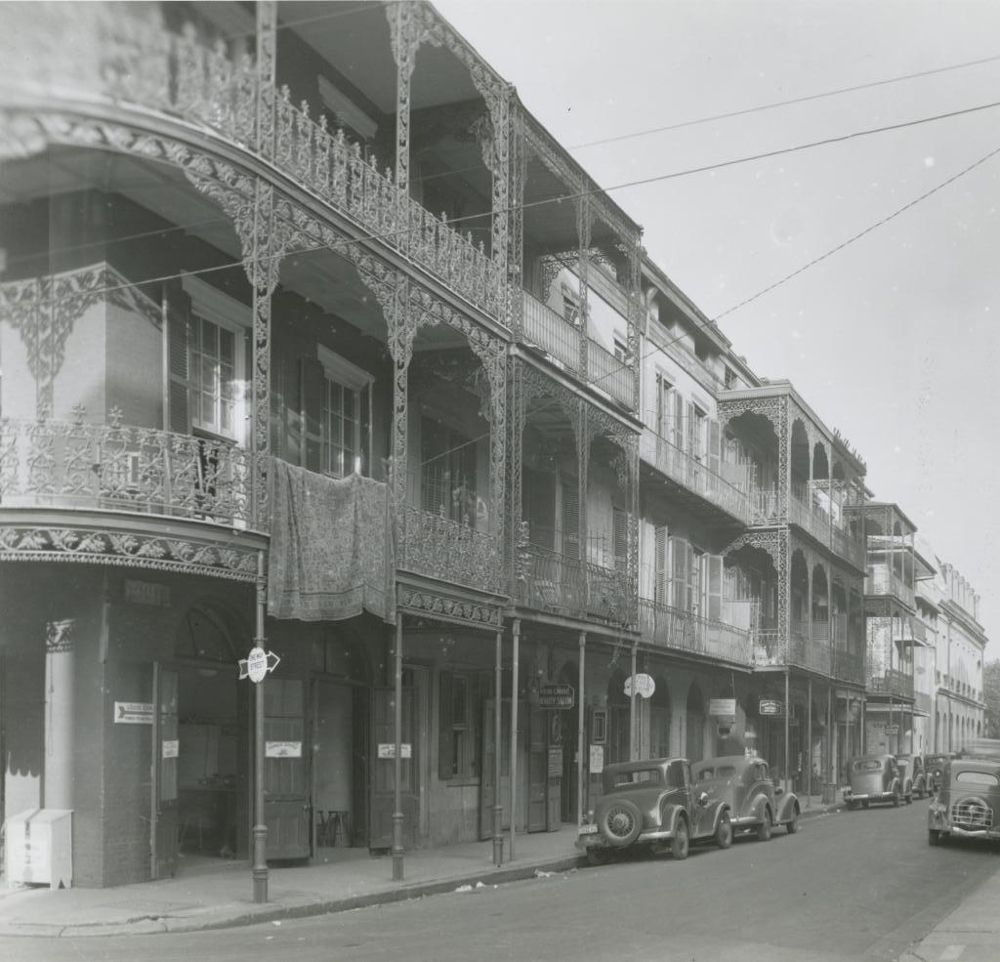 Pin by mia lan on guste New orleans history, New orleans
