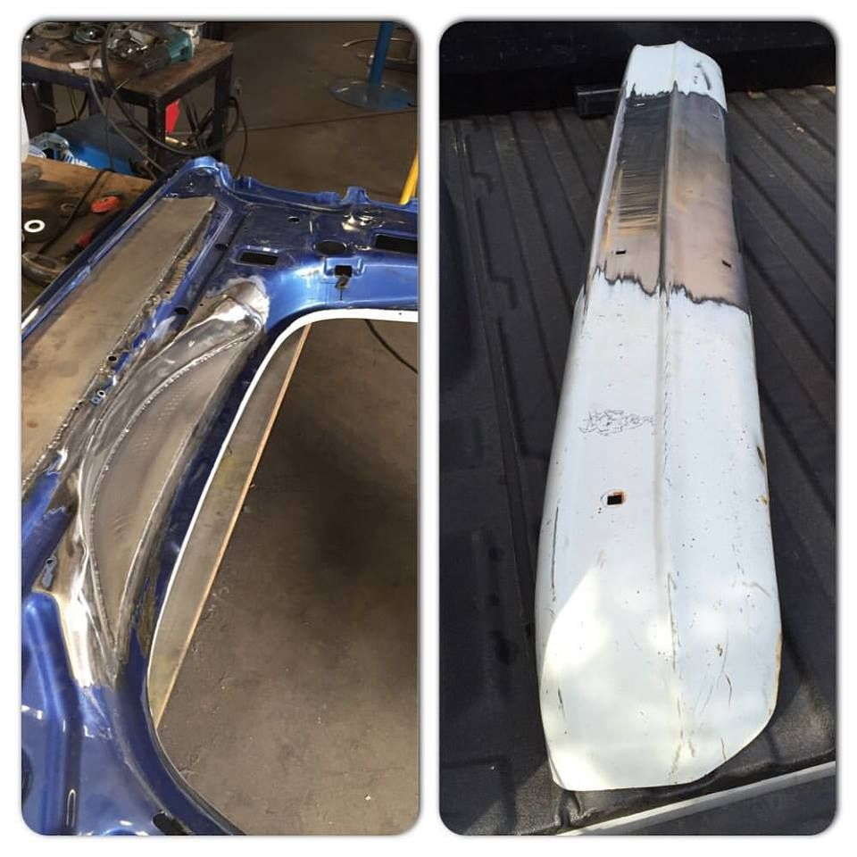 Timeline Photos Squarebody Syndicate Auto Body Metal Fabrication Custom Metal