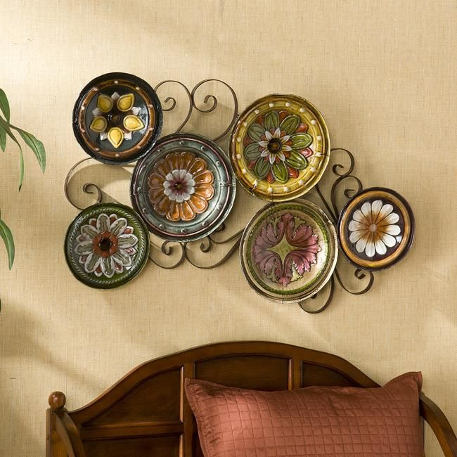 Bring your wall to life with this exquisite, Forli Scattered 6-piece ...