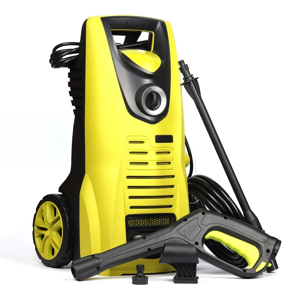 Ganrid High Pressure Washer with Complete Accessory Kit