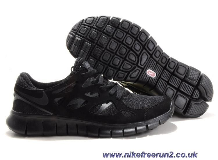 a4b1722c60e3 Mens 443815-002 Nike Free Run 2 Black Anthracite Online