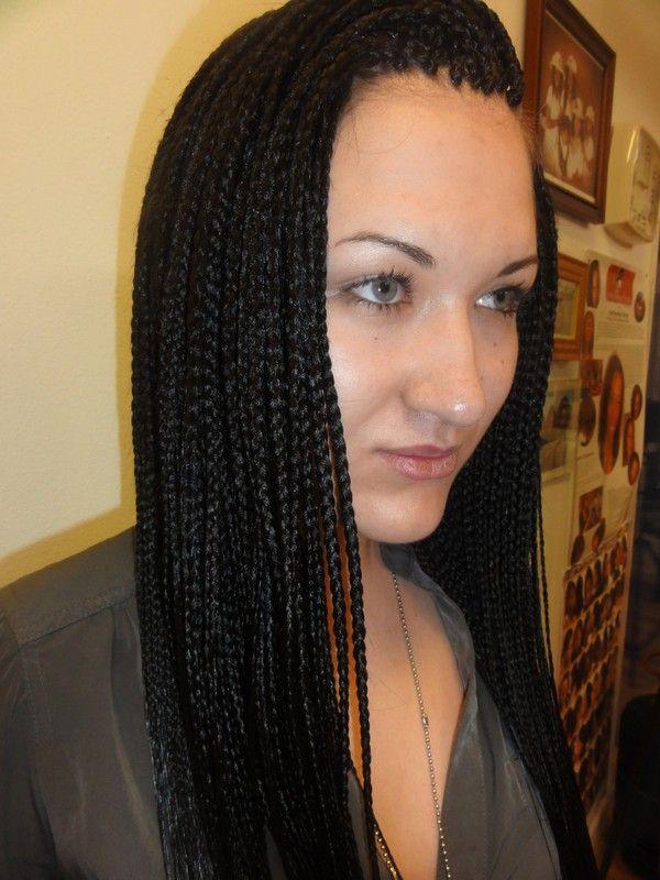 Black Braids Hairstyles