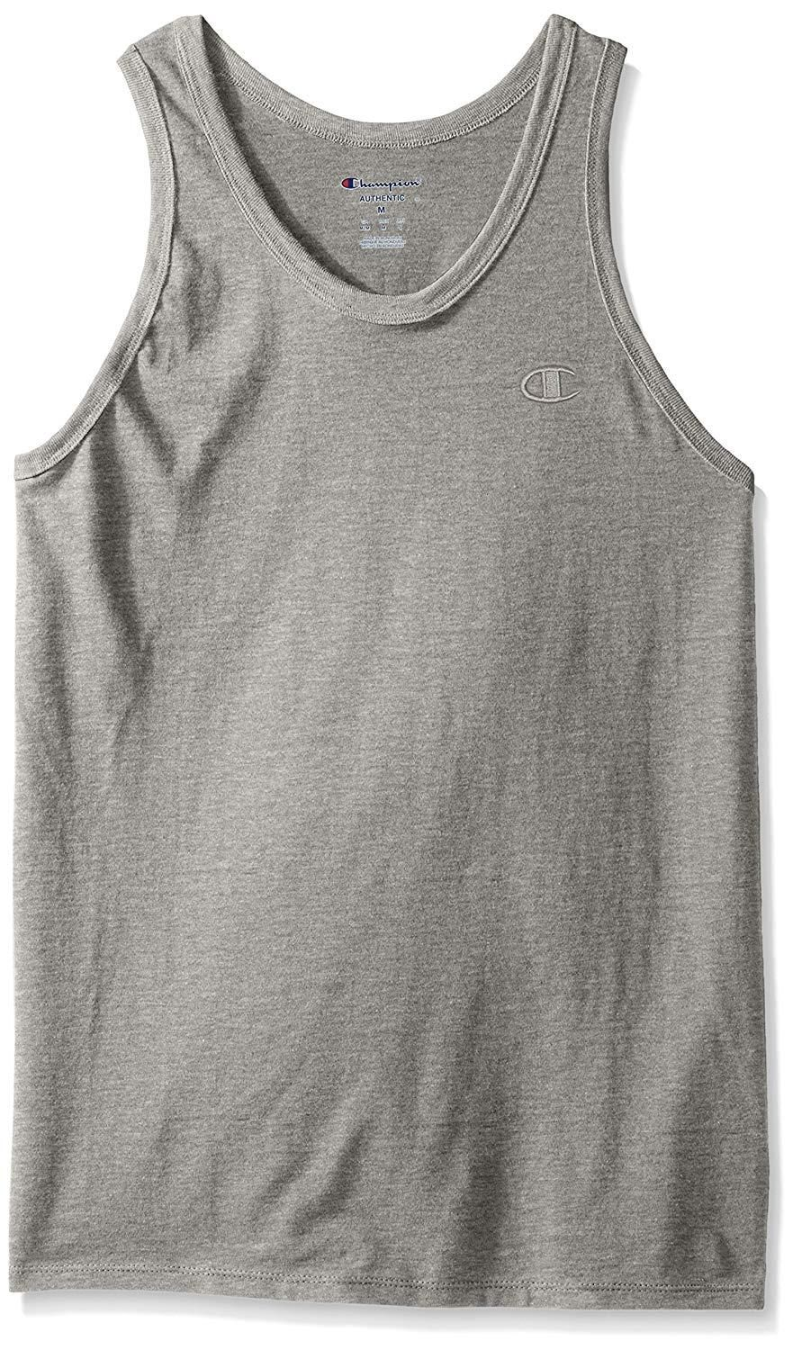 40d550d65 Champion Men's Classic Jersey Ringer Tank Top in 2019 | Products ...