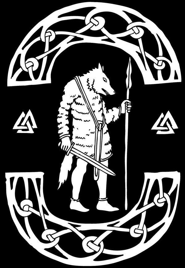 Ulfhednar Norse Pagan Norse Tattoo Norse Symbols