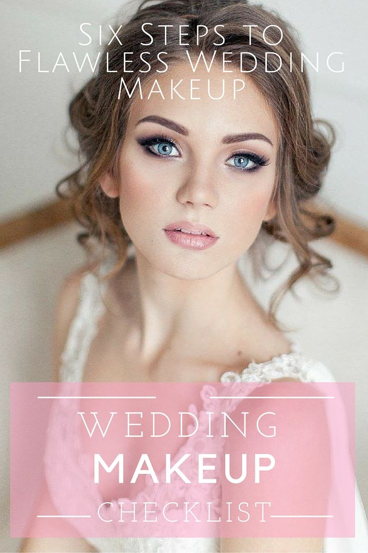Wedding Makeup Ideas, Advice and Checklist | wedding look ...