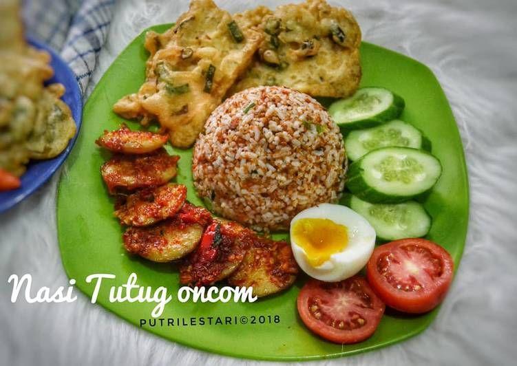 Resep Nasi Tutug Oncom Oleh Putrilestari Resep Makanan Resep Masakan Masakan