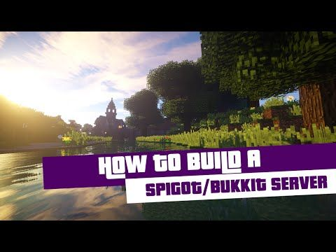 how to make a minecraft server craftbukkit