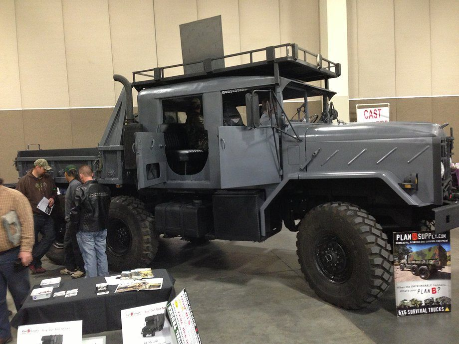 Custom Built Prepper Trucks Offroad Motorhomes Rv Crewcab 4 Door