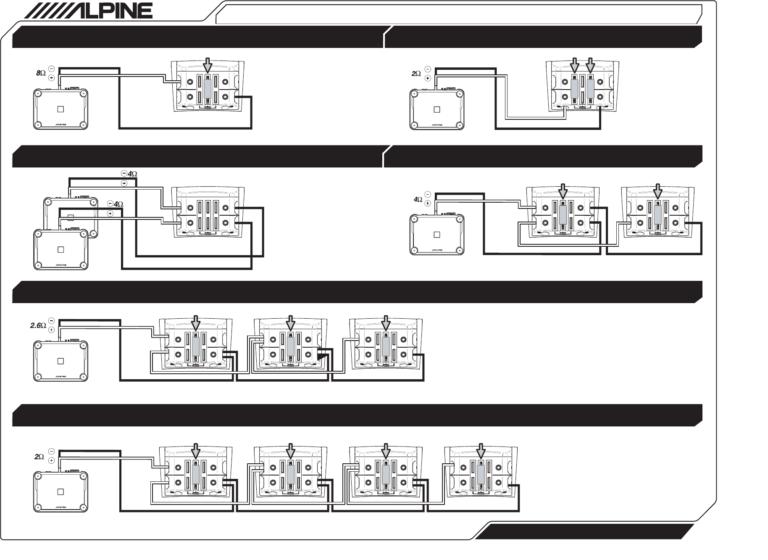 alpine type x wiring diagram  jeep wrangler 2002 jeep
