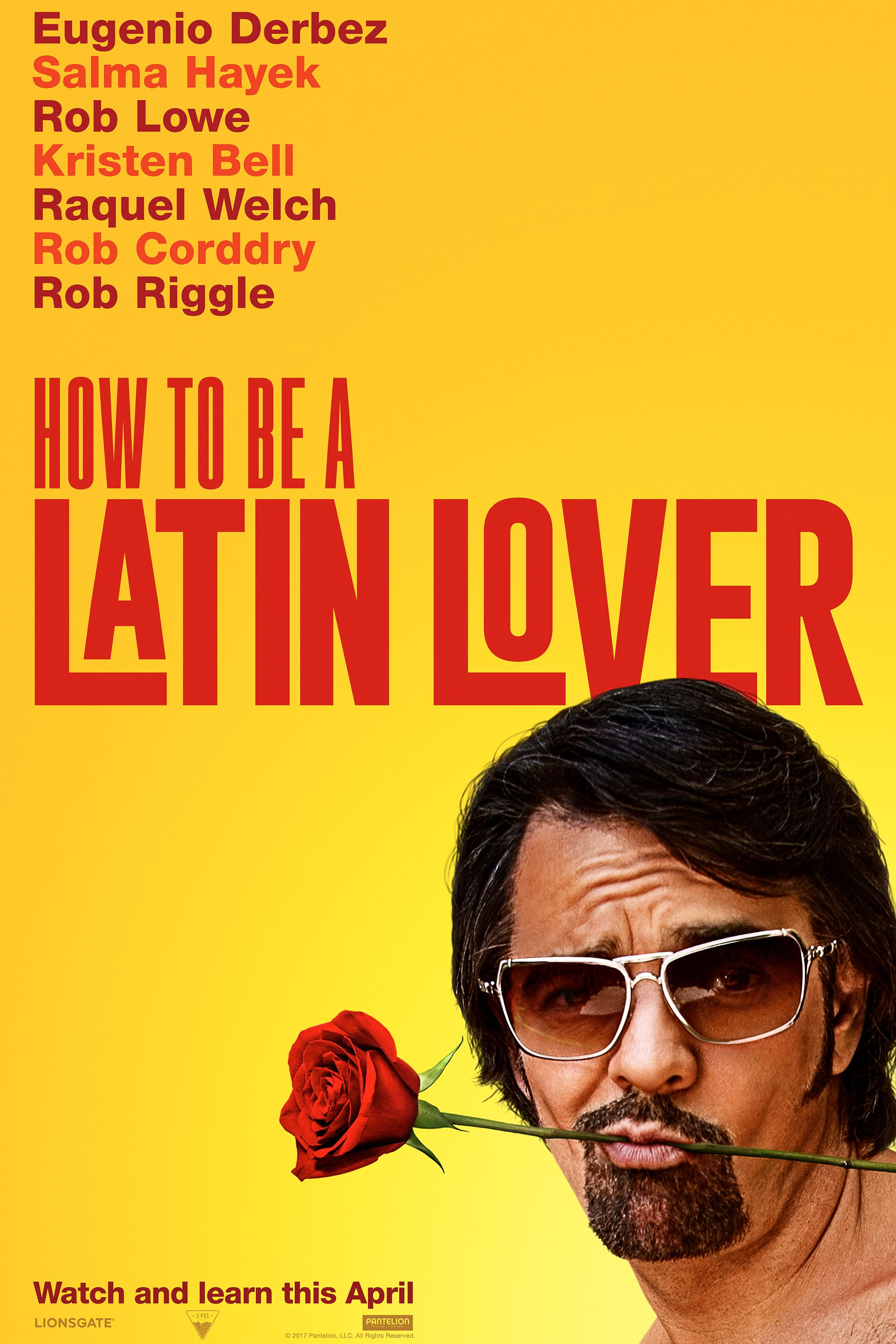 Watch How To Be Latin Lover Full Movie 2017 Online Free