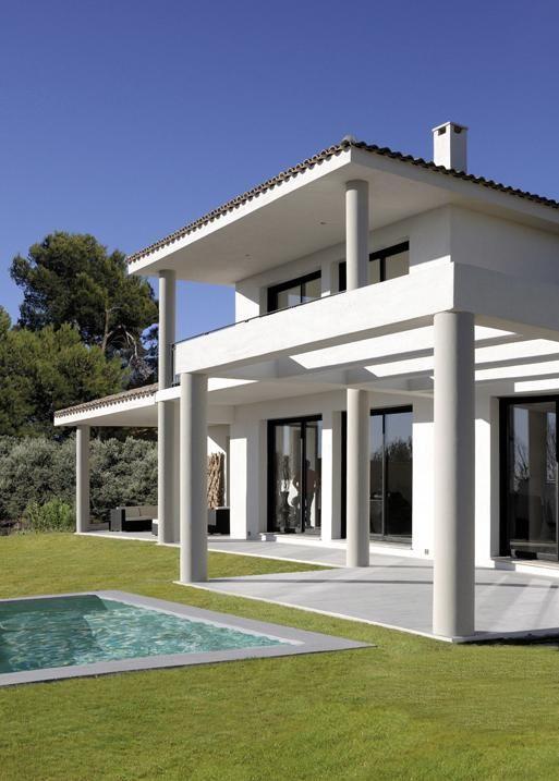 Au temps des bastides est un constructeur de maisons for Constructeur de maison contemporaine dans le rhone