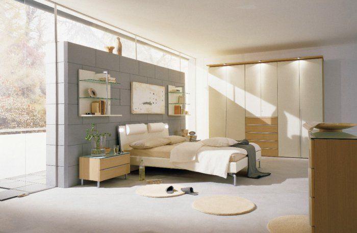 Dekotipps Die Wand Hinter Dem Bett Dekorieren Schlafzimmer