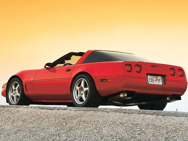 1995 Chevrolet Corvette C4 Vette Magazine Chevrolet Corvette C4 Chevrolet Corvette Corvette C4