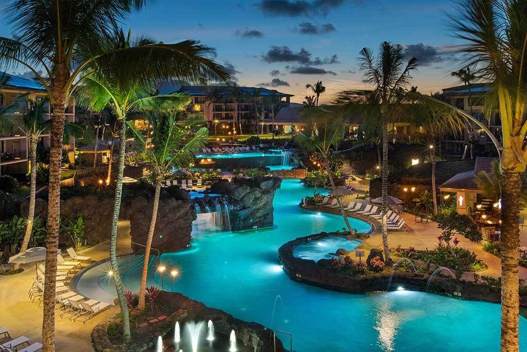 I love the Koloa Landing Resort on Kauai because the have condo-type ...