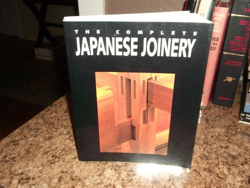 """The Complete Japanese Joinery"" by Hideo Sato"