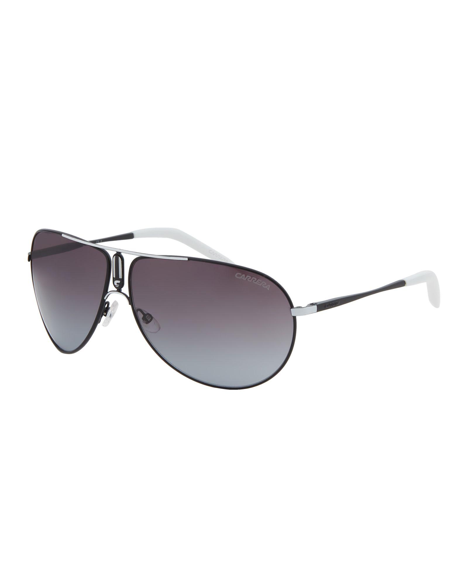 ab2f71e96be4 Carrera GIPSY HMFV4 Two-Tone Aviator Sunglasses | *Apparel ...