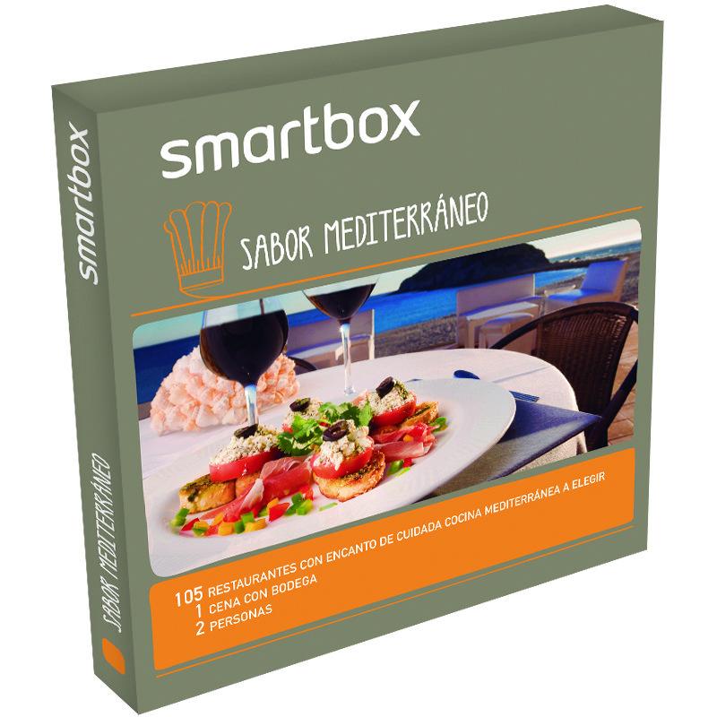 Smartbox sabor mediterr neo una experiencia para mojar pan gama smartbox - Smartbox cocinas del mundo ...