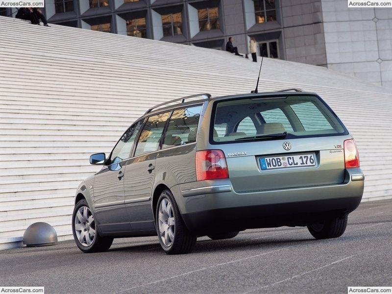 Volkswagen Passat Variant (2000) Volkswagen, Vehicles