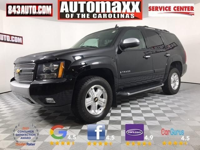 Car Dealerships In Summerville Sc >> Used 2007 Chevrolet Tahoe Z71 For Sale At Automaxx In