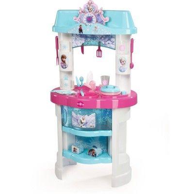 Cuisine La Reine des Neiges (Frozen) Smoby - Magasin de Jouets pour Enfants цена 38