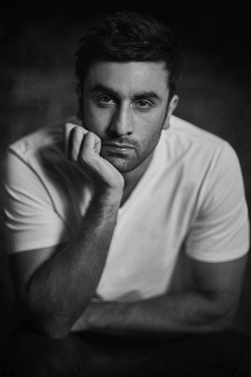Entertainment #ranbir #kapoor #black #white ranbir kapoor ...