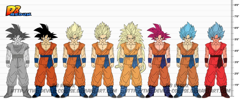 Dbr Son Goku V8 By The Devils Corpse Anime Dragon Ball Super Anime Dragon Ball Goku