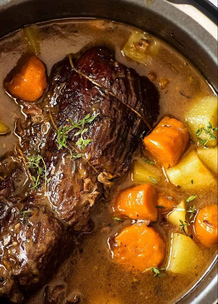 Photo of Slow Cooker Pot Roast