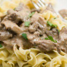 Daria S Slow Cooker Beef Stroganoff Recipe Yummly Recipe Beef Stroganoff Slow Cooker Beef Stroganoff Slow Cooker Beef Stroganoff Recipe