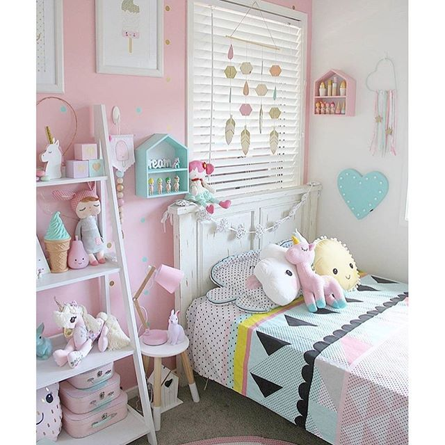 Pastel oli pinterest dormitorio habitaciones ni a - Muebles habitacion nina ...