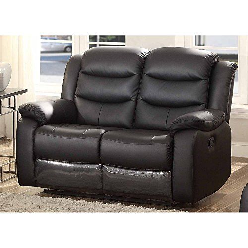 Ac Pacific Bennett Reclining Loveseat Read More Reviews Of The Product By Visiting The Link On The Leather Reclining Loveseat Living Room Recliner Recliner