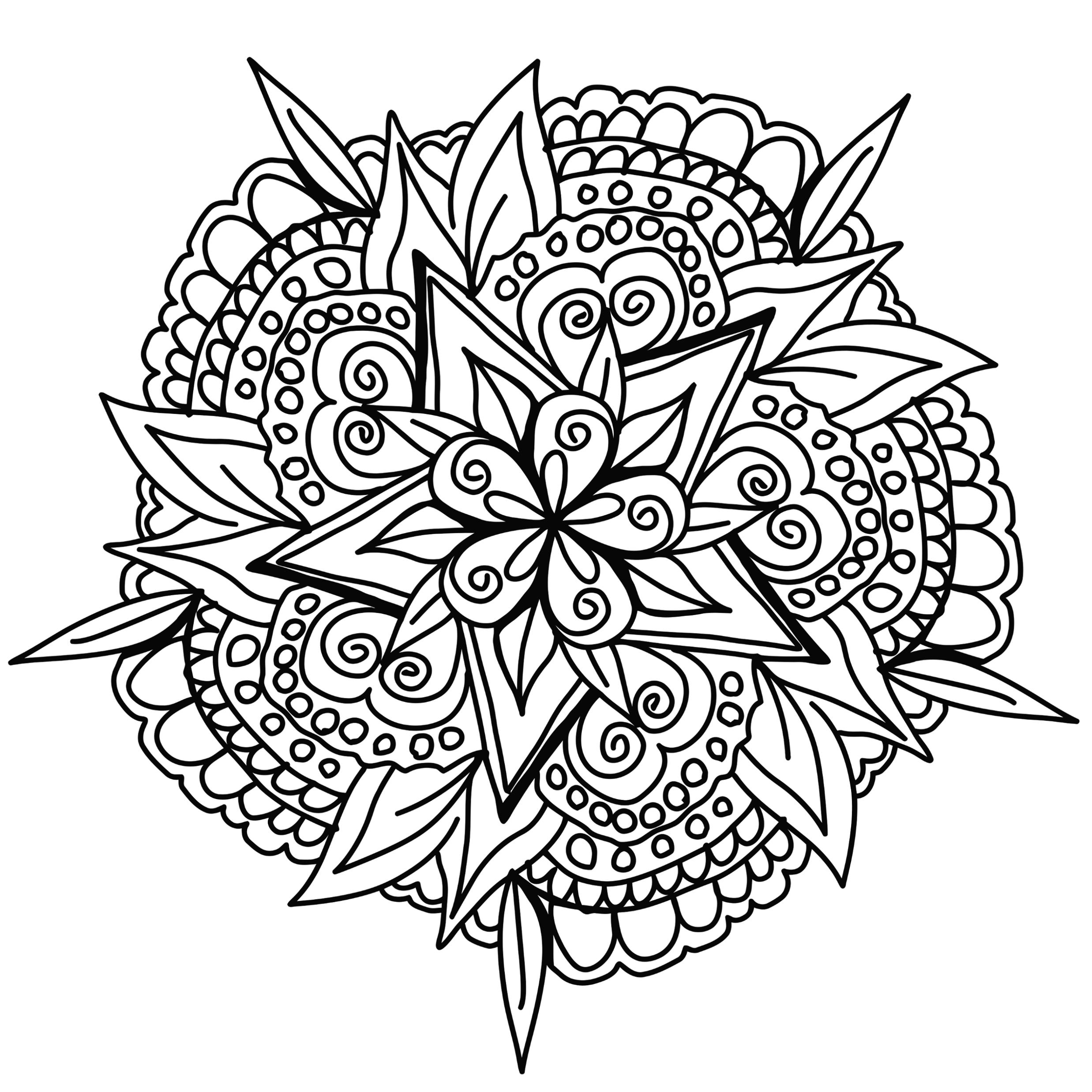 Kostenlose Mandalavorlagen Zum Herunterladen Mandala Vorlage Ausmalbilder Zeichnen Mandalas Zum Ausdrucken Mandala Zum Ausdrucken Mandala Malvorlagen