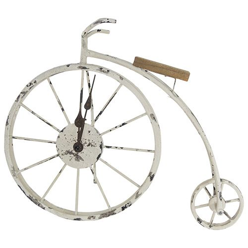 Relógio bicicleta retro (9675). Encontre na Terra Nossa Móveis e Decoração lindas opções para presentear e decorar.