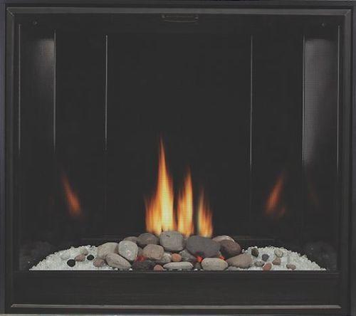 American Hearth Madison 36 Premium Contemporary Gas Fireplace