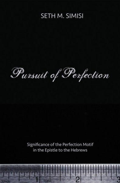 Pursuit Of Perfection Wipf And Stock Publishers Theology Perfection Biblical Studies