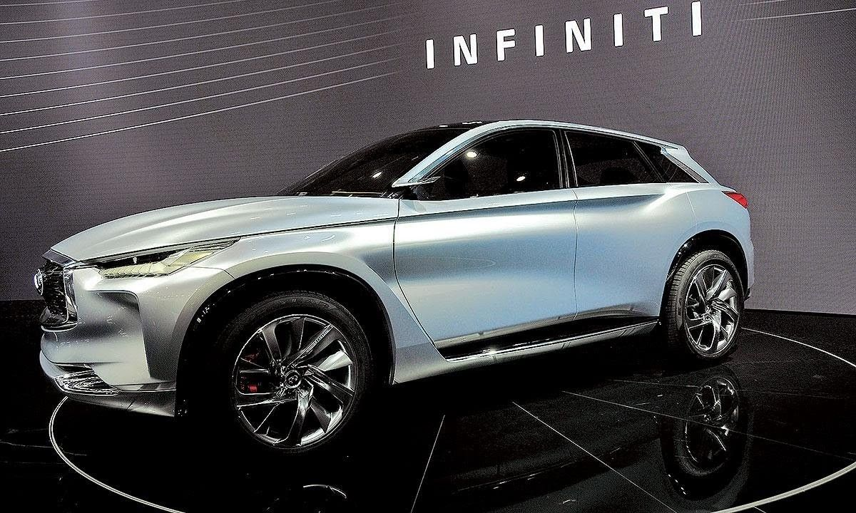2019 Infiniti Fx50 Redesign Car Review 2019