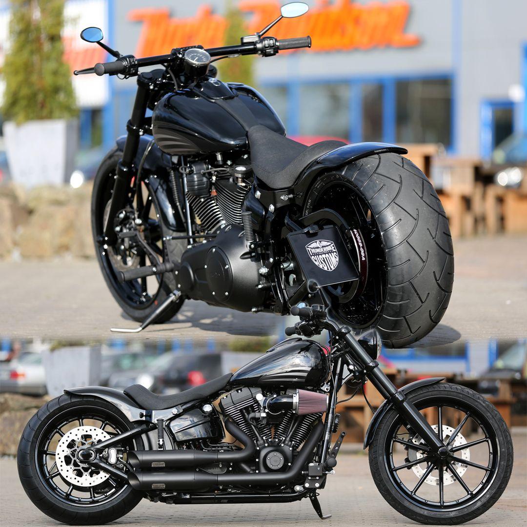 thunderbike customized harley davidson softail breakout. Black Bedroom Furniture Sets. Home Design Ideas