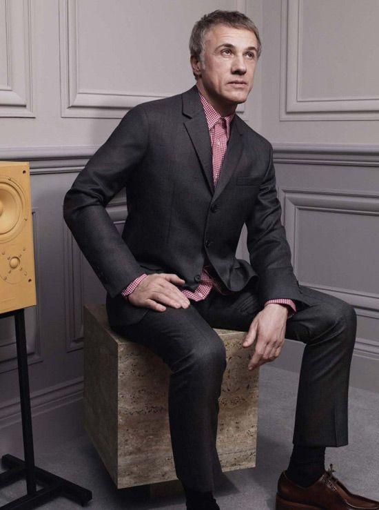 Christoph Waltz Prada ad