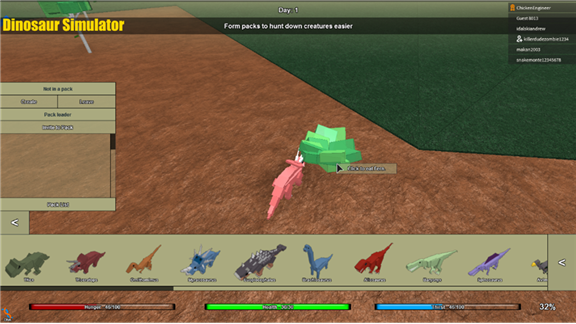 Roblox Ds Hangout Roblox Dinosaur Simulator Dinosaur Simulator Dinosaur Simulation
