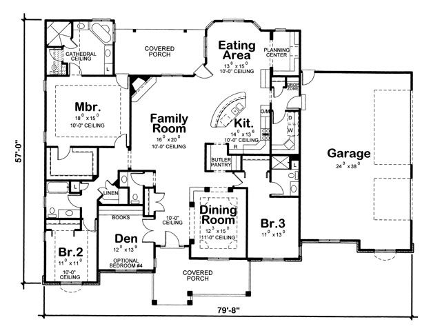House Plans Home Plans And Floor Plans From Ultimate Plans Diy House Plans House Plans Luxury House Plans