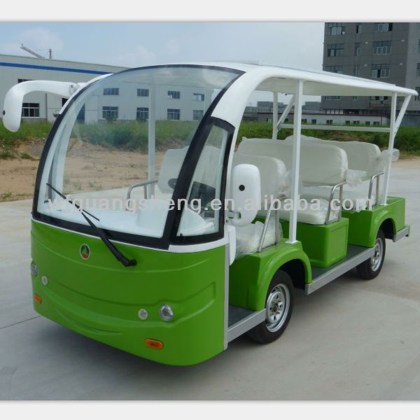 Solar Electric Vehicle Sightseeing Bus With 8 Seats Gs4 Pv 308 City Bus Sightseeing Bus Solar Electric Sauna Heater