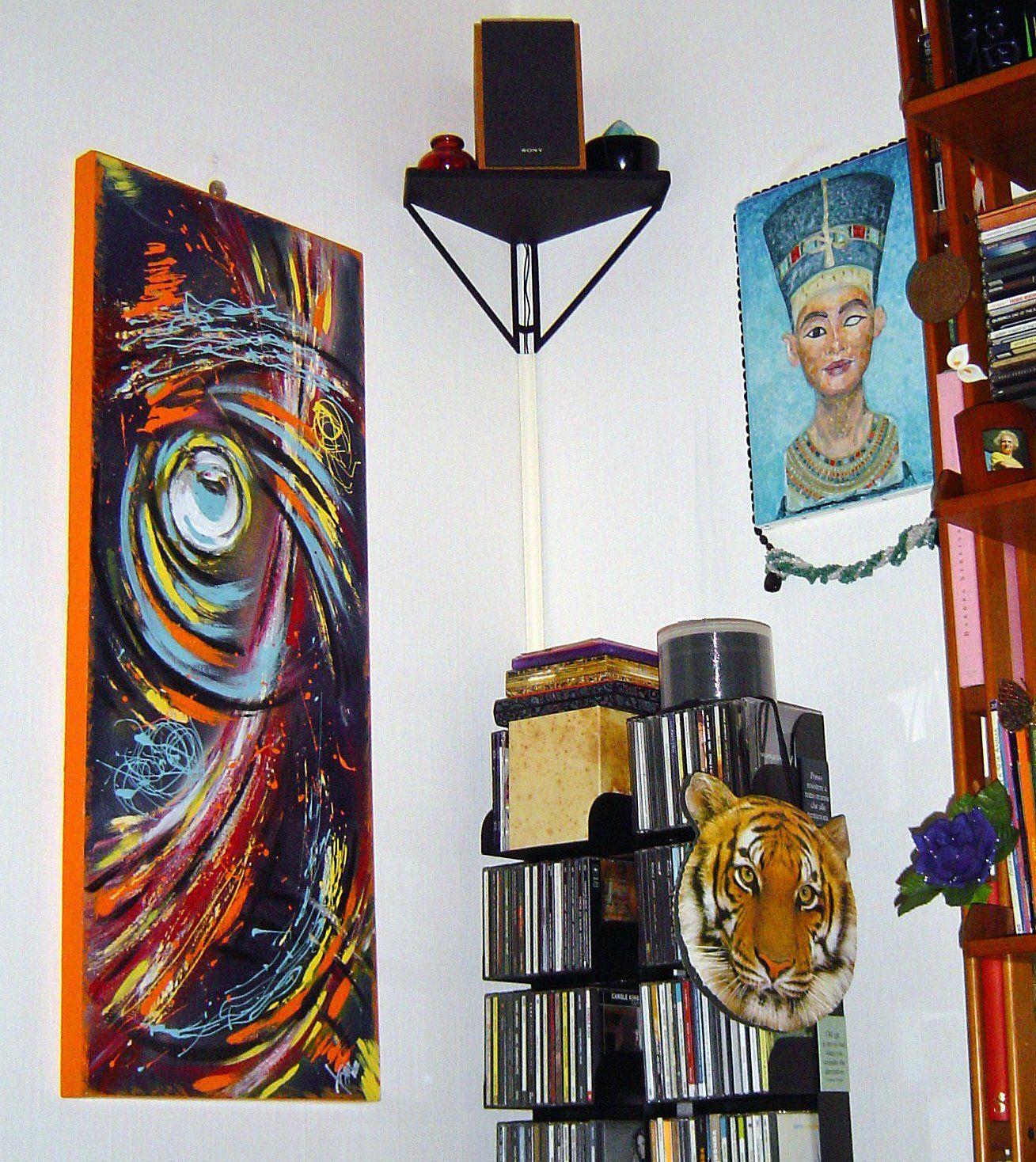 Schizzi #handamde #art #home #paint