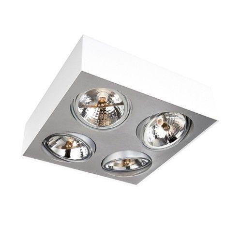 Spot Philips Lirio Bloq 4 Wit Plafondlamp Verlichting Lampen