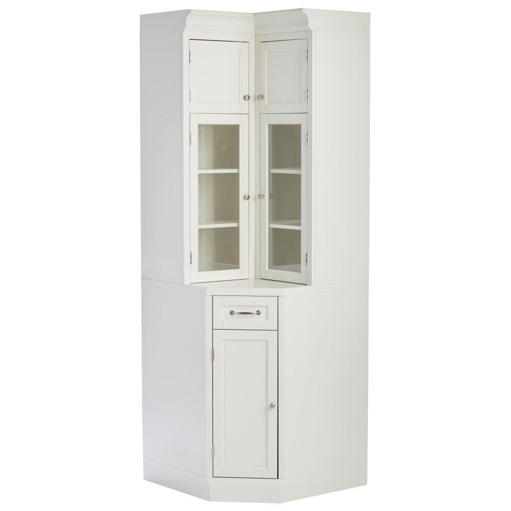 Home Decorators Collection Royce True White Modular Corner Cabinet Modular Cabinets Corner Storage Cabinet Corner Cabinet