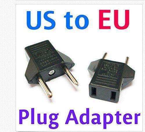 10pcs Lot Usa To Eu Europe Converter Travel Charger Adapter Wall Plug Affiliate