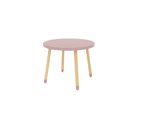 Chevets - Table PLAY 82 50103 69 rose